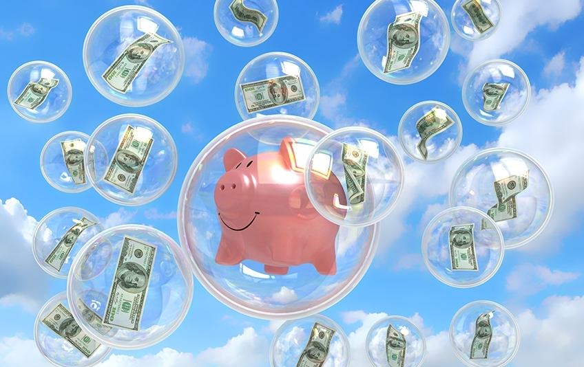 Hablemos de burbujas especulativas