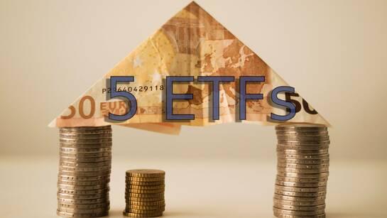 5 ETF con buena cara para  Octubre